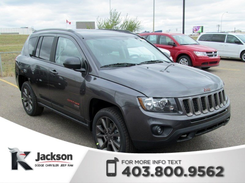 new 2017 jeep compass 75th anniversary employee pricing 25 off msrp sport utility in. Black Bedroom Furniture Sets. Home Design Ideas