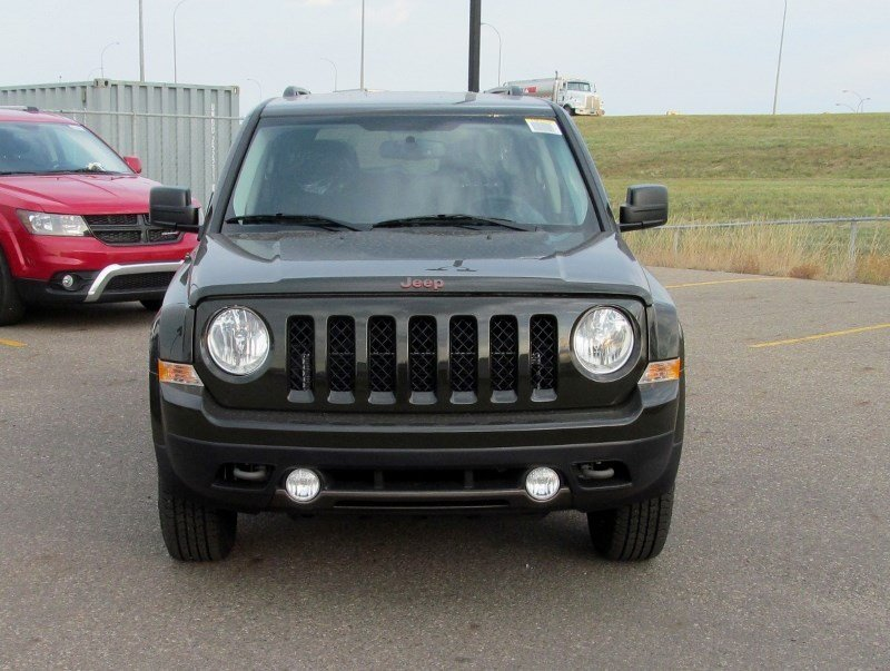 New 2017 Jeep Patriot 75th Anniversary - 15% off MSRP ...