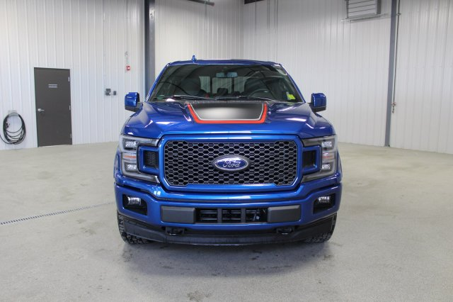 New 2018 Ford F-150 Lariat Sport Special Edition Crew Cab Pickup in Moose Jaw #FS8367 | Knight ...