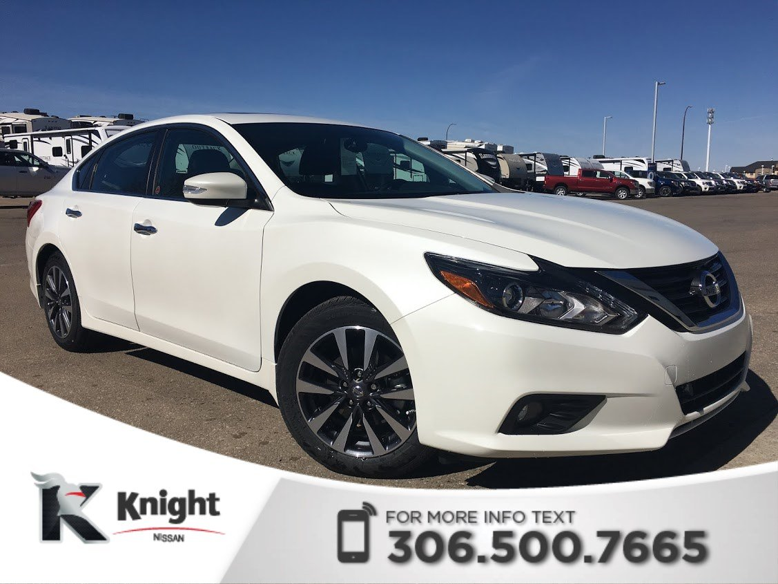new 2017 nissan altima 2 5 sl 0 financing for 6 years 4dr car in swift current 2486 knight. Black Bedroom Furniture Sets. Home Design Ideas