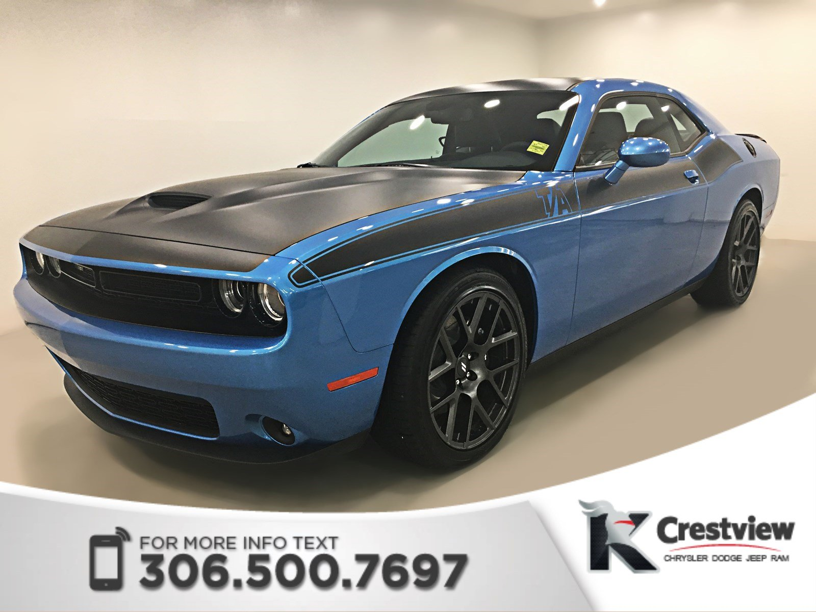 New 2018 Dodge Challenger T A 57l Hemi Sunroof Navigation 2dr 2010 Toyota Corolla S Tinted Window