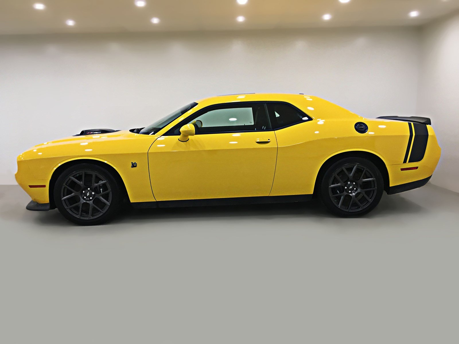 pre owned 2017 dodge challenger scat pack shaker 6 4l hemi sunroof navigation 2dr car in. Black Bedroom Furniture Sets. Home Design Ideas
