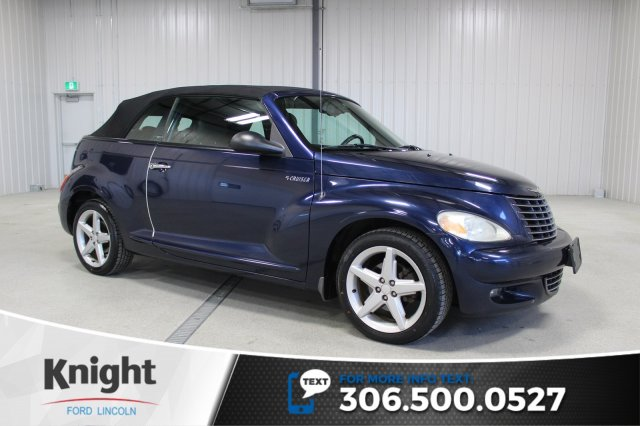 Pre-Owned 2005 Chrysler PT Cruiser GT