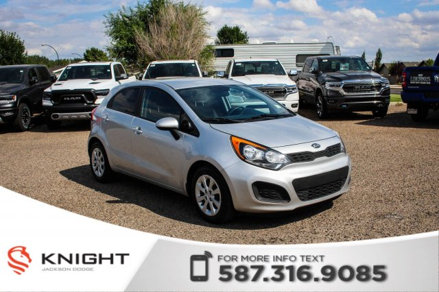 Pre-Owned 2014 Kia Rio LX - Accident Free, Bluetooth, Satellite Radio