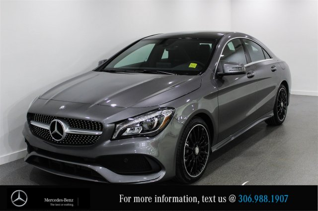 New 2018 mercedes benz cla cla 250 3 payment waiver save for Mercedes benz financial services online payment