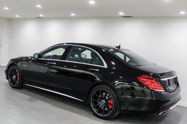 Certified pre owned 2016 mercedes benz s class amg s 63 for Pre owned mercedes benz s class