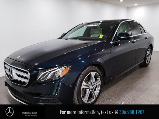 Certified pre owned 2017 mercedes benz e class e 300 0 9 for Mercedes benz financial services online payment