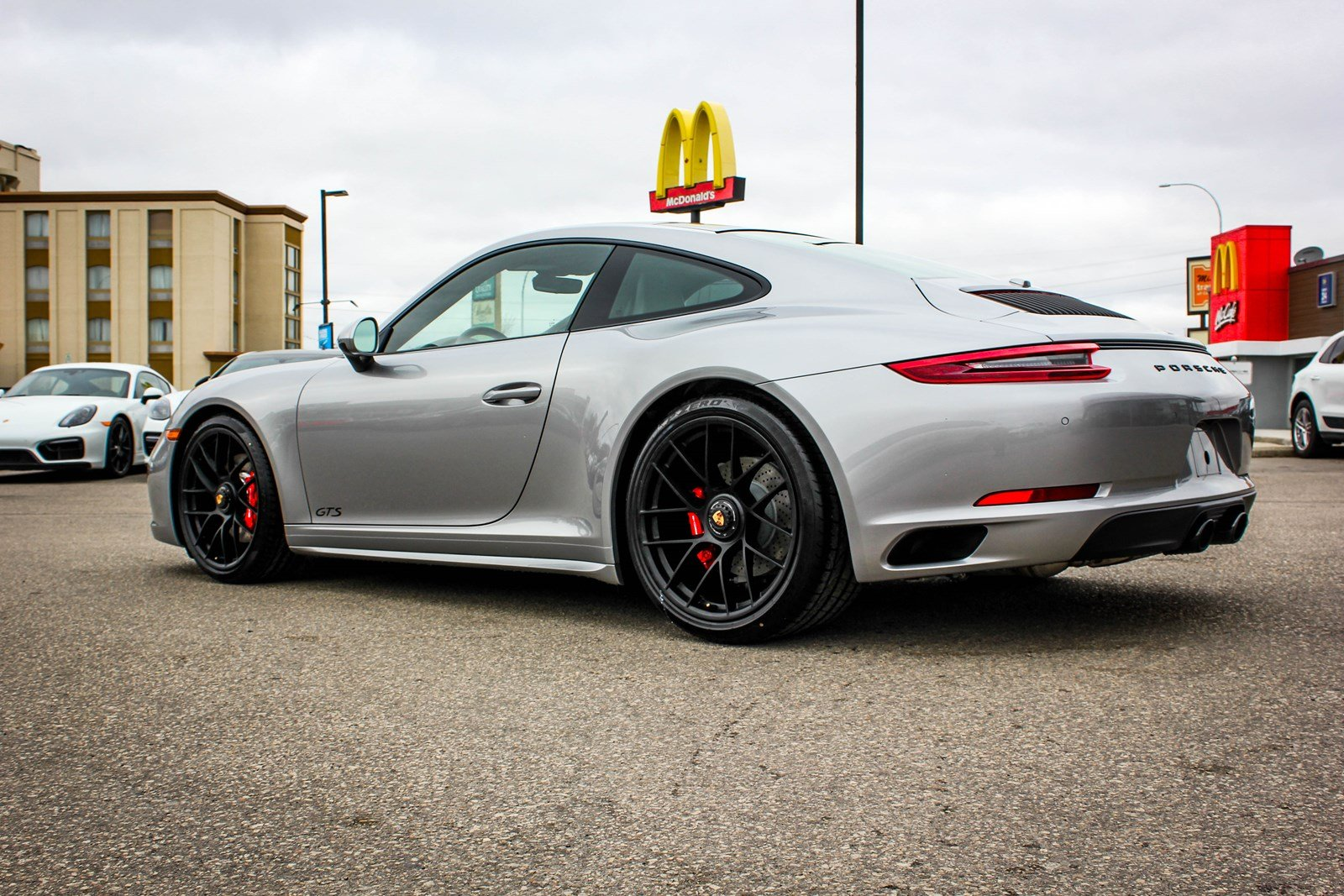 new 2019 porsche 911 carrera gts 2dr car in winnipeg #219147