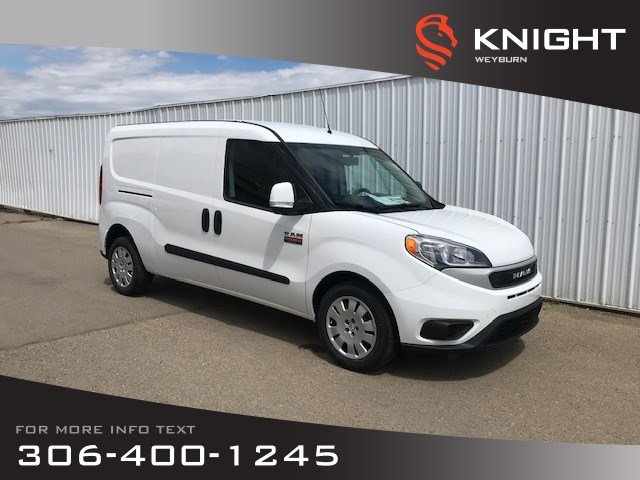 New 2019 Ram ProMaster City Cargo Van SLT | Fall Blow Out Sales Event | $199 Bi-Weekly + Tax