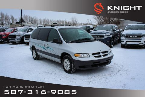 Pre-Owned 2000 Dodge Caravan SE - Great Deal