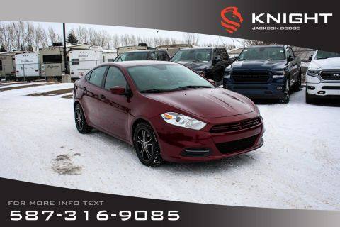 Pre-Owned 2015 Dodge Dart SE - Low KM