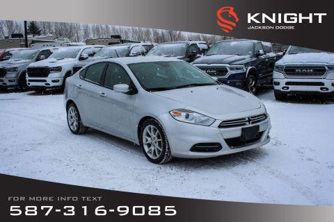 Pre-Owned 2013 Dodge Dart SXT - Accident Free