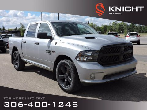New 2020 Ram 1500 Classic Express | B/U Camera | Satellite Radio | Fog Lamps | Dual Zone Temp Controls | Remote Start