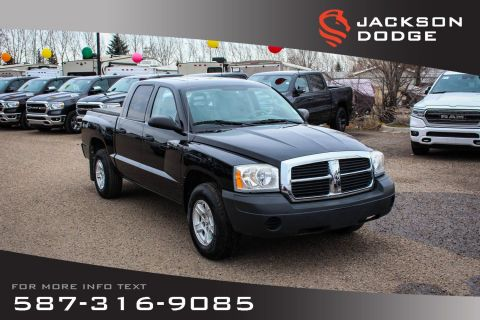 Pre-Owned 2006 Dodge Dakota ST - Remote Start, Accident Free