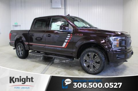 New  Ford F  Lariat Sport Special Edition