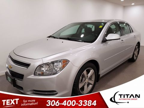 Pre-Owned 2009 Chevrolet Malibu LT|Sunroof|Rims|Local|Htd Seats