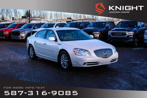 Pre-Owned 2011 Buick Lucerne CXL Premium - Remote Start, Sunroof