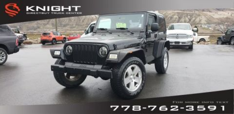 Pre-Owned 2006 Jeep TJ SE