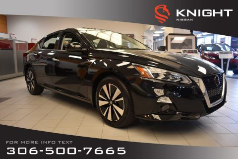 New 2019 Nissan Altima 2.5 SV | Back Up Camera | Heated Seats & Steering Wheel | Moonroof | Remote Start |