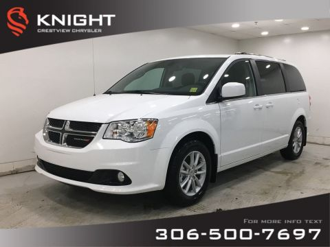 New 2019 Dodge Grand Caravan SXT Premium Plus | DVD