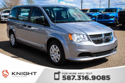 New 2019 Dodge Grand Caravan Canada Value Package
