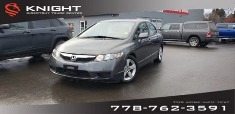 Pre-Owned 2009 Honda Civic Sdn Sport