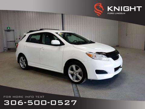 Pre-Owned 2010 Toyota Matrix