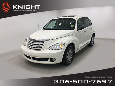 Pre-Owned 2006 Chrysler PT Cruiser Touring Edition | Sunroof