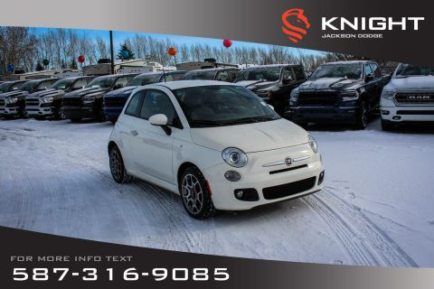 Pre-Owned 2015 FIAT 500 Sport - Accident Free