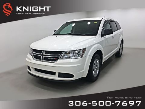 Pre-Owned 2012 Dodge Journey Canada Value Pkg | Remote Start