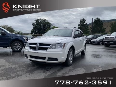 Pre-Owned 2009 Dodge Journey SE