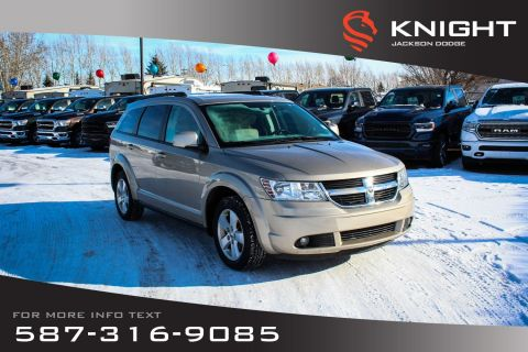 Pre-Owned 2009 Dodge Journey SXT - Sunroof, Roof Rack