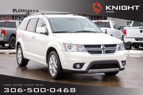Pre-Owned 2011 Dodge Journey SXT | Remote Start | Bluetooth | Power Seats | Sunroof