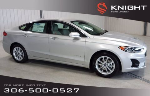 New 2019 Ford Fusion Hybrid SEL FWD,GREAT ON FUEL!!