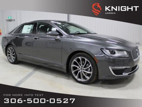 New 2018 Lincoln MKZ Reserve