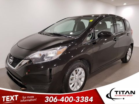 Pre-Owned 2017 Nissan Versa Note SV | Heated Seats | Back-up Camera