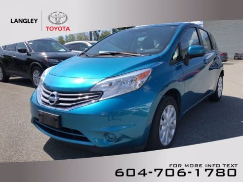 Pre-Owned 2014 Nissan Versa Note