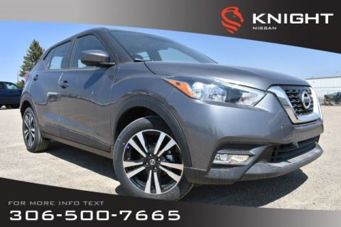 New 2019 Nissan Kicks SV | Heated Seats | Back Up Camera | Bluetooth
