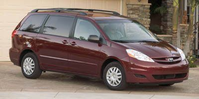 Pre-Owned 2007 Toyota Sienna