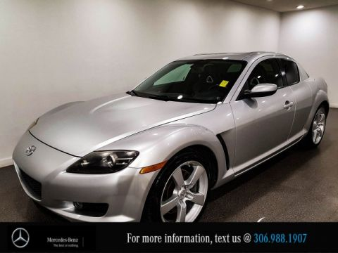 Pre-Owned 2004 Mazda RX-8 GT