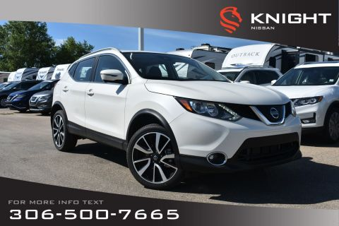 New 2019 Nissan Qashqai SL | Leather | Navigation | Remote Start | Around View Monitor | Heated Seats & Steering Wheel |