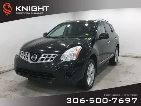 Pre-Owned 2011 Nissan Rogue SV AWD