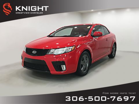 Pre-Owned 2012 Kia Forte Koup EX | Heated Seats | Remote Start
