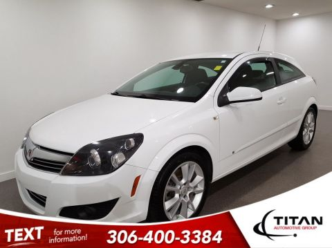 Pre-Owned 2009 Saturn Astra XR | Htd Seats | Alloys